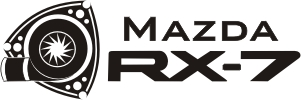 mazda rx-7 Sticker